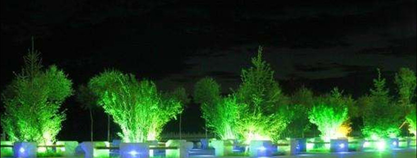 How to choose qualified LED underground lights